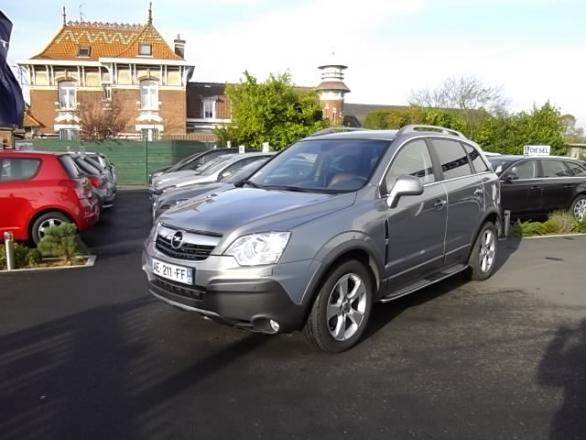 Opel ANTARA d'occasion (10/2009) en vente à Villeneuve d'Ascq