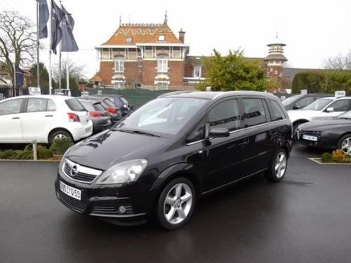 Opel ZAFIRA d'occasion (02/2008) en vente à Croix