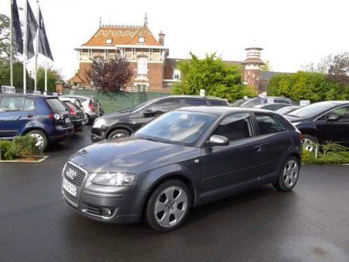 Audi A3 d'occasion (11/2007) disponible à Villeneuve d'Ascq
