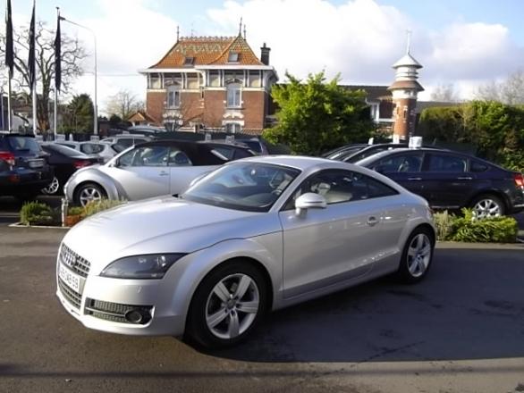 Audi TT COUPE d'occasion (04/2008) disponible à Villeneuve d'Ascq