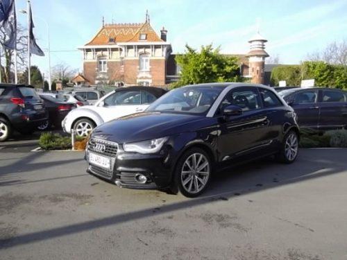 Audi A1 d'occasion (02/2011) en vente à Croix