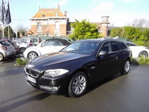 BMW SERIE 5 TOURING d'occasion (03/2012) en vente à Villeneuve d'Ascq