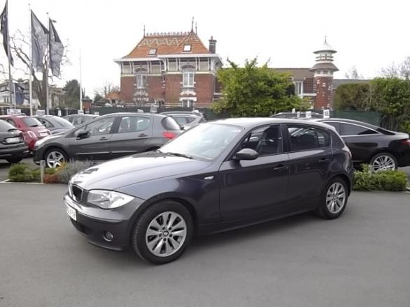 BMW SERIE 1 d'occasion (11/2006) disponible à Villeneuve d'Ascq