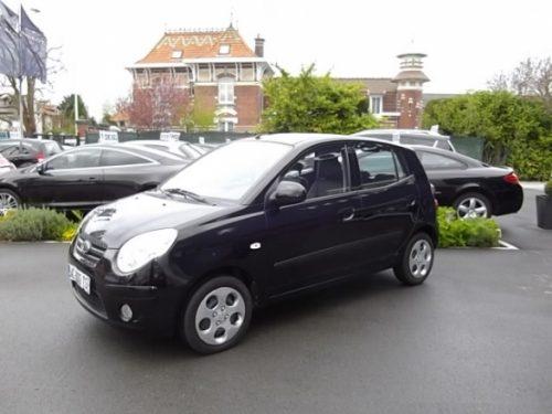 Kia Picanto d'occasion (09/2009) disponible à Villeneuve d'Ascq