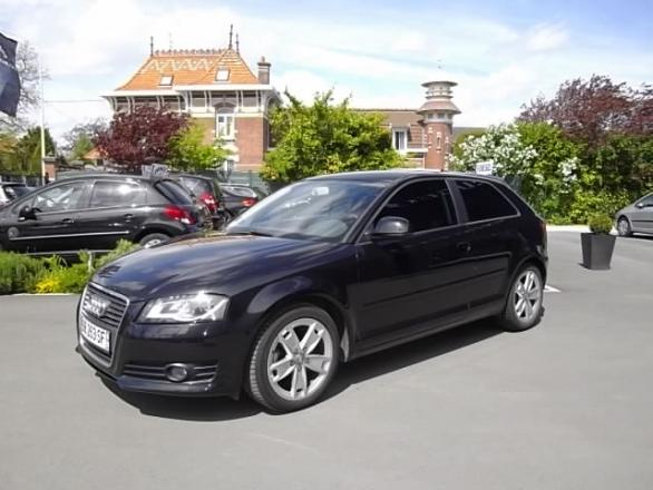 Audi A3 d'occasion (01/2010) en vente à Villeneuve d'Ascq