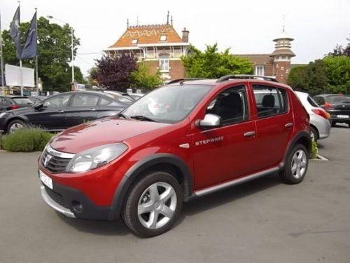 Dacia SANDERO d'occasion (03/2010) disponible à Villeneuve d'Ascq