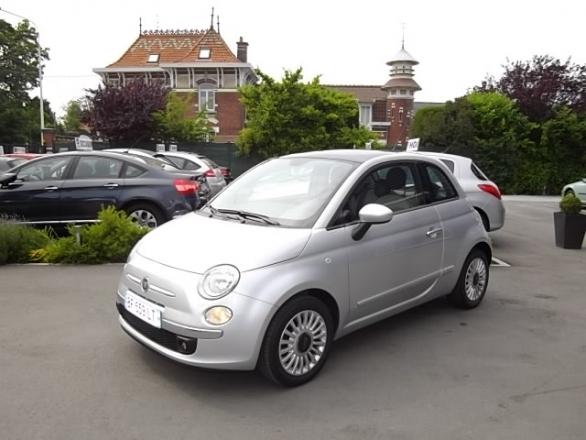 Fiat 500 d'occasion (12/2010) disponible à Villeneuve d'Ascq