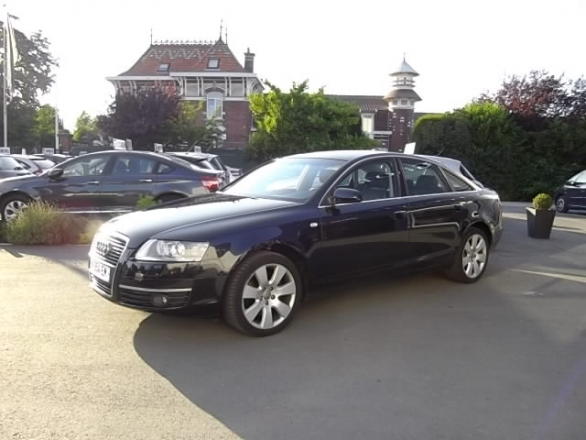 Audi A6 d'occasion (08/2007) disponible à Villeneuve d'Ascq