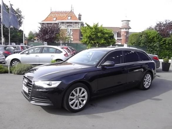 Audi A6 AVANT d'occasion (10/2011) disponible à Villeneuve d'Ascq