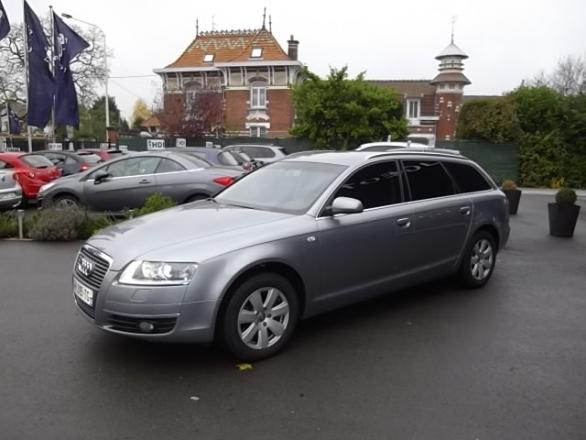 Audi A6 AVANT d'occasion (12/2007) disponible à Villeneuve d'Ascq