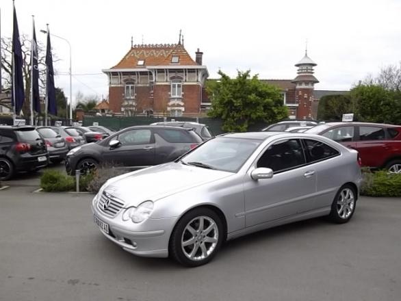 Mercedes COUPE SPORT d'occasion (02/2002) disponible à Villeneuve d'Ascq
