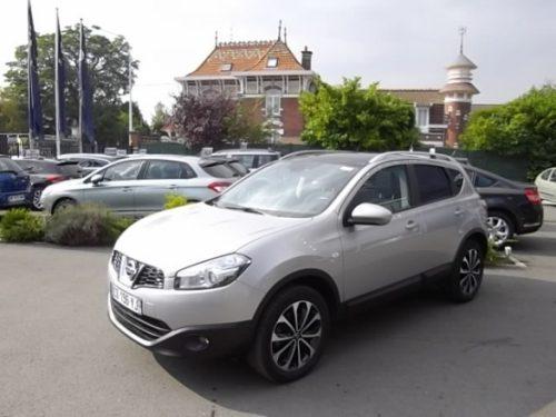 Nissan QASQHAI d'occasion (04/2012) disponible à Villeneuve d'Ascq