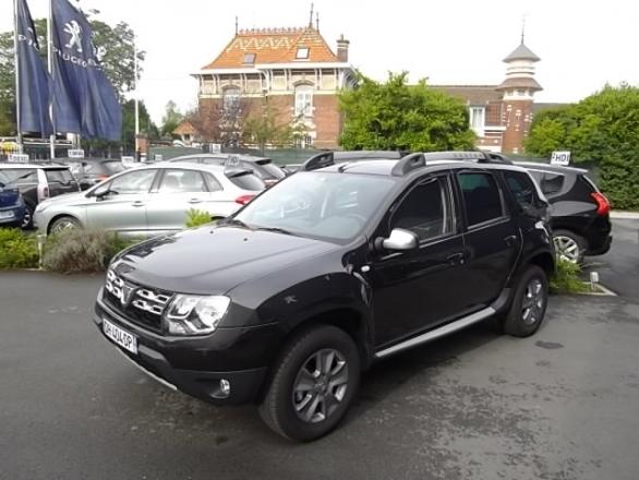Dacia DUSTER d'occasion (06/2014) disponible à Villeneuve d'Ascq