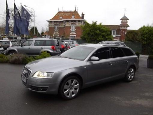 Audi A6 AVANT d'occasion (09/2008) en vente à Villeneuve d'Ascq