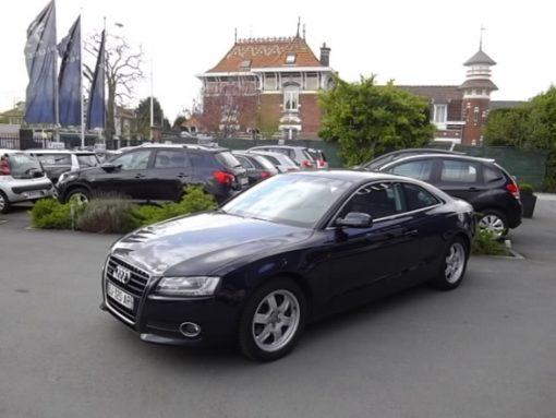 Audi A5 COUPE d'occasion (02/2011) disponible à Villeneuve d'Ascq