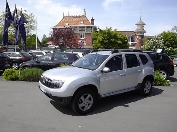 Dacia DUSTER d'occasion (02/2013) disponible à Villeneuve d'Ascq