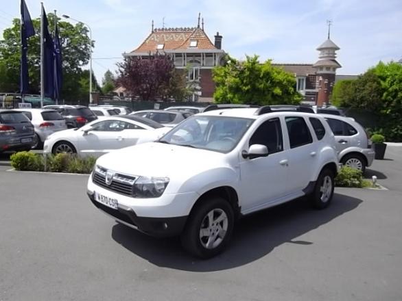Dacia DUSTER d'occasion (03/2011) disponible à Villeneuve d'Ascq