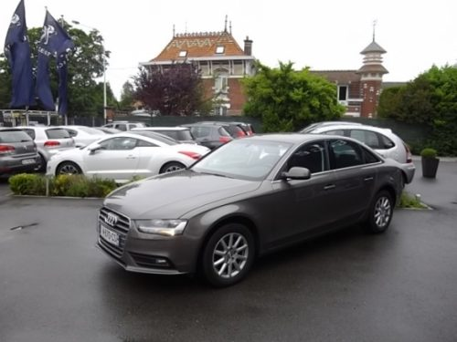 Audi A4 d'occasion (03/2013) disponible à Villeneuve d'Ascq