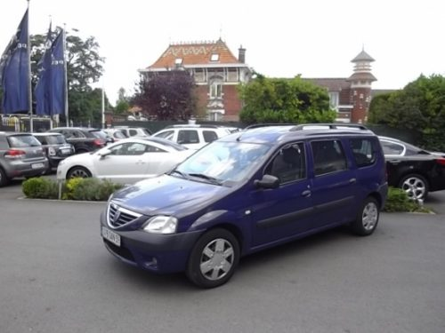 Dacia LOGAN MCV d'occasion (04/2008) en vente à Villeneuve d'Ascq
