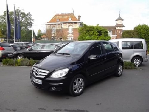 Mercedes CLASSE B d'occasion (12/2010) en vente à Villeneuve d'Ascq
