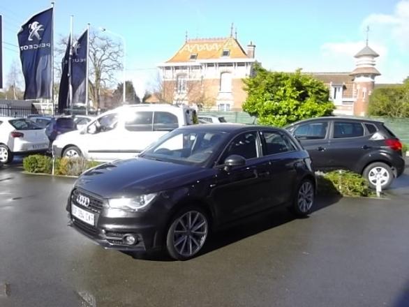 Audi A1 SPORTBACK d'occasion (04/2014) en vente à Villeneuve d'Ascq