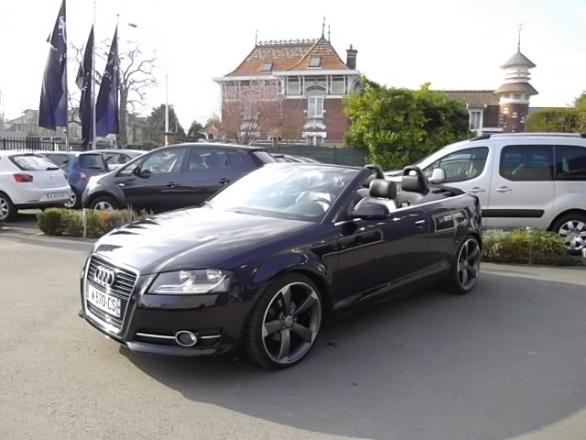 Audi A3 CABRIOLET d'occasion (05/2011) en vente à Villeneuve d'Ascq
