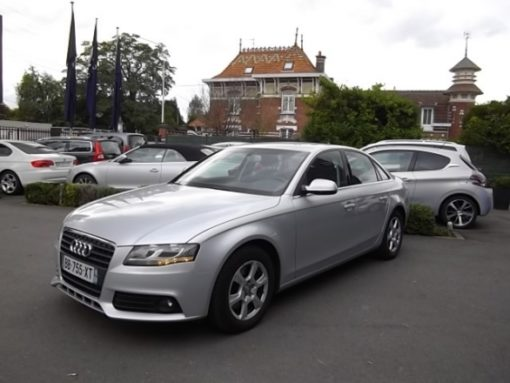 Audi A4 d'occasion (10/2010) en vente à Croix