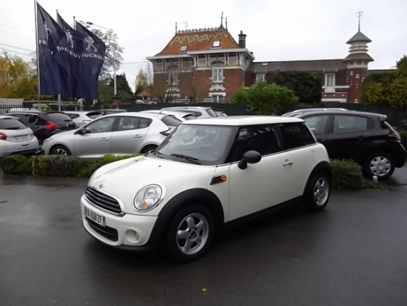 Mini ONE d'occasion (10/2010) disponible à Villeneuve d'Ascq