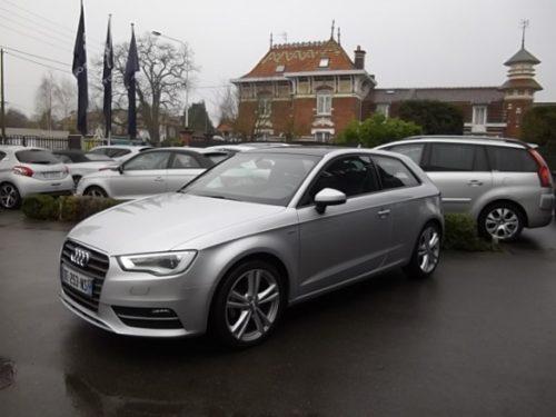 Audi A3 d'occasion (04/2014) en vente à Croix