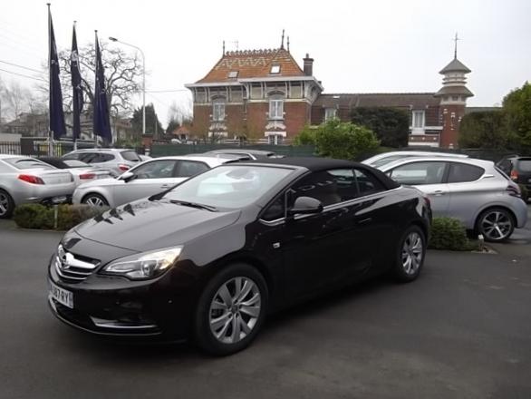 Opel CASCADA d'occasion (01/2015) en vente à Villeneuve d'Ascq