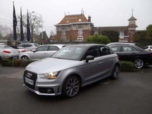 Audi A1 SPORTBACK d'occasion (07/2014) disponible à Villeneuve d'Ascq