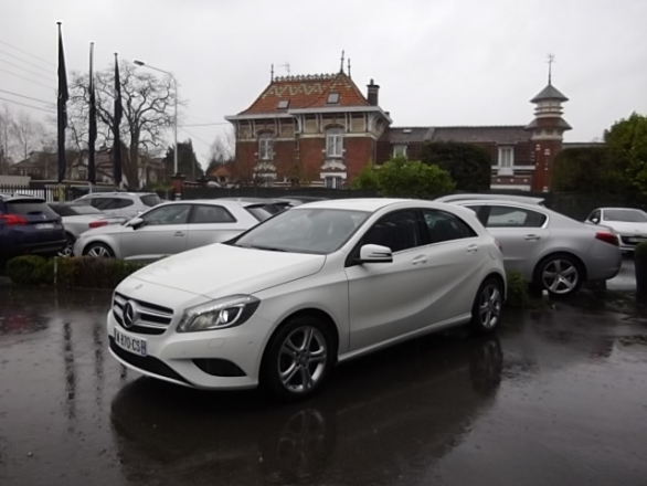 Mercedes CLASSE A d'occasion (09/2013) disponible à Villeneuve d'Ascq