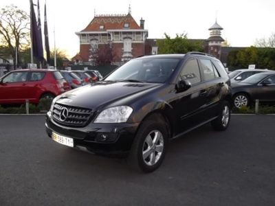 Mercedes ML d'occasion (02/2008) disponible à Villeneuve d'Ascq