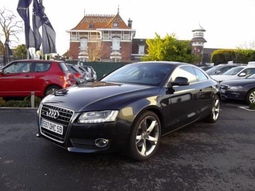 Audi A5 COUPE d'occasion (08/2007) en vente à Croix
