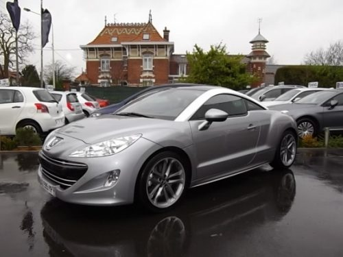 Peugeot RCZ d'occasion (09/2010) en vente à Villeneuve d'Ascq