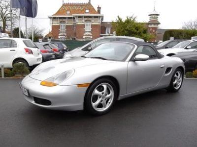 Porsche BOXSTER d'occasion (09/1999) en vente à Villeneuve d'Ascq