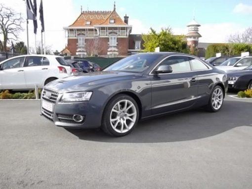 Audi A5 COUPE d'occasion (07/2008) en vente à Villeneuve d'Ascq