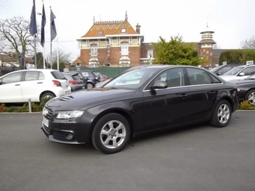 Audi A4 d'occasion (02/2008) en vente à Villeneuve d'Ascq