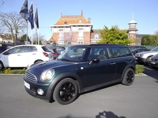 Mini CLUBMAN d'occasion (11/2008) disponible à Villeneuve d'Ascq