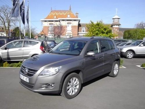 Volkswagen TIGUAN d'occasion (04/2009) en vente à Villeneuve d'Ascq