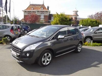 Peugeot 3008 d'occasion (12/2009) en vente à Croix