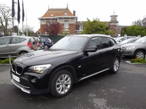BMW X1 d'occasion (11/2010) disponible à Villeneuve d'Ascq