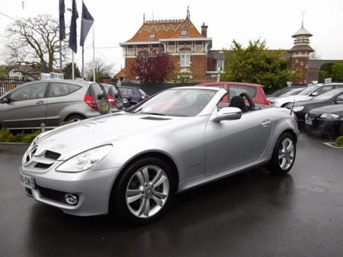 Mercedes SLK d'occasion (06/2009) en vente à Villeneuve d'Ascq