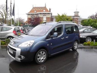 Peugeot PARTNER d'occasion (03/2009) en vente à Villeneuve d'Ascq