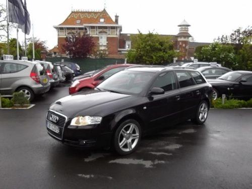Audi A4 AVANT d'occasion (02/2008) disponible à Villeneuve d'Ascq