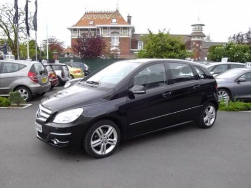 Mercedes CLASSE B d'occasion (04/2009) en vente à Croix