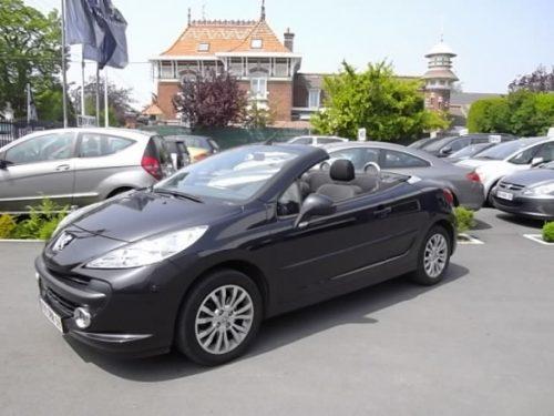 Peugeot 207 CC d'occasion (05/2008) en vente à Villeneuve d'Ascq