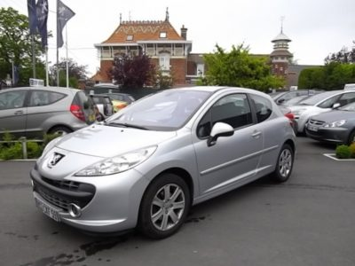 Peugeot 207 d'occasion (10/2006) disponible à Villeneuve d'Ascq