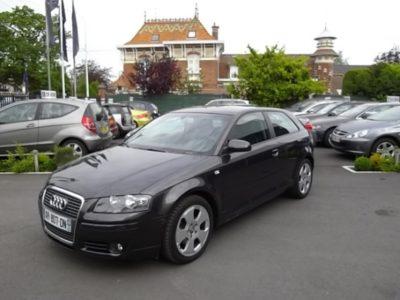 Audi A3 d'occasion (02/2009) en vente à Villeneuve d'Ascq