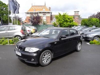 BMW SERIE 1 d'occasion (08/2006) en vente à Villeneuve d'Ascq